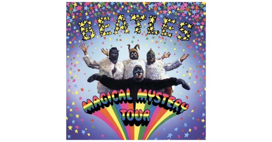 DVD (R$ 49,90) e Blu-Ray (R$ 89,90) Magical Mystery Tour