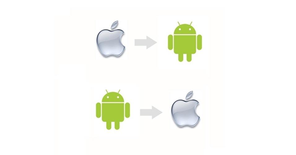 Quais aplicativos usar para passar contatos entre smartphones