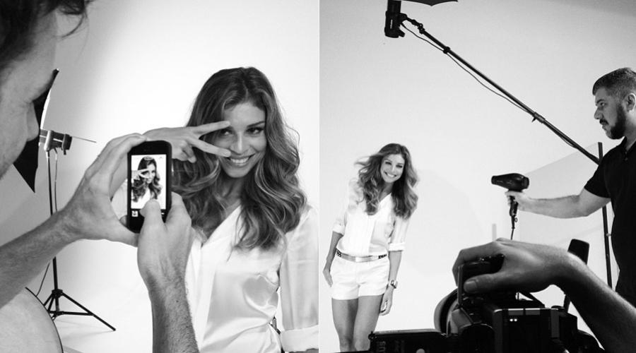 19.dez.2012 - Grazi Massafera fez ensaio para uma campanha de calçados. As imagens foram divulgadas pelo fotógrafo Ton Reis. Grazi está na próxima novela das 18h,