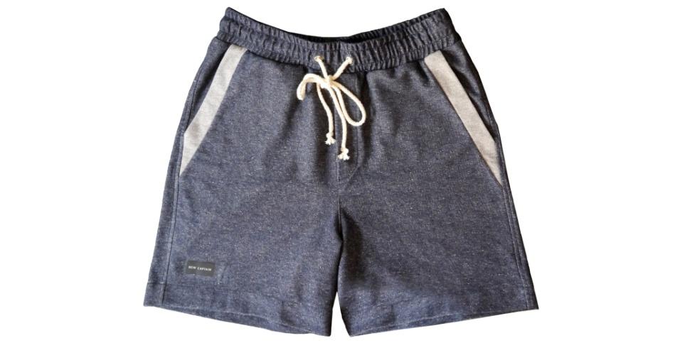 Bermuda underwear feita de tecido 100% reciclado