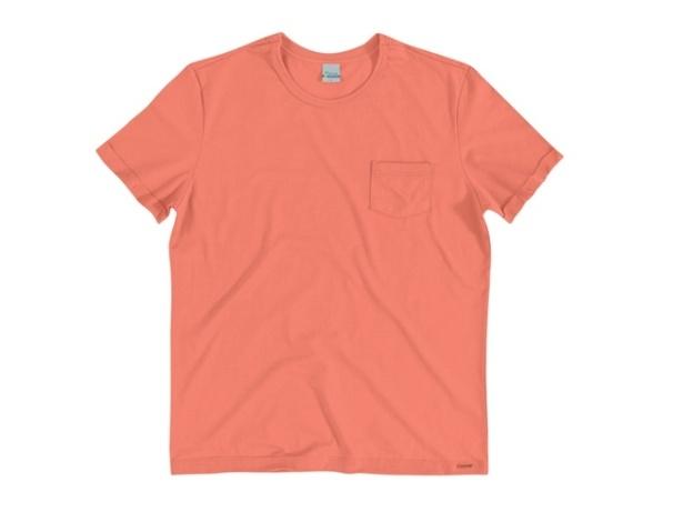 Camiseta masculina de malha PET