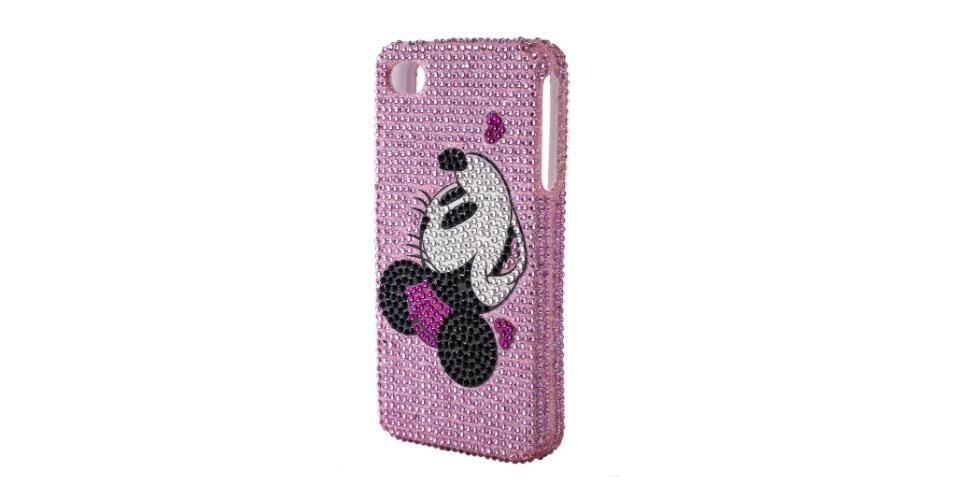 Capa para celular Minnie