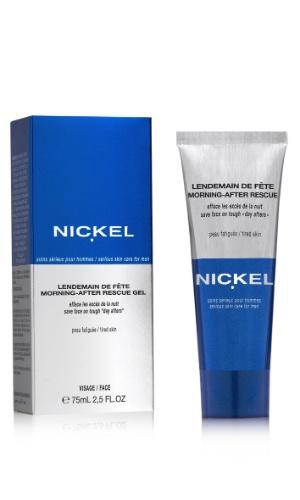 Gel masculino revitalizador Lendemain de Fête Morning. R$ 121, da Nickel (www.nickelprodutos.com.br). Preços consultados em dezembro de 2012 e sujeitos a alterações