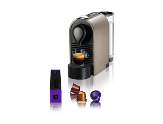 Máquina de café U com interface tátil