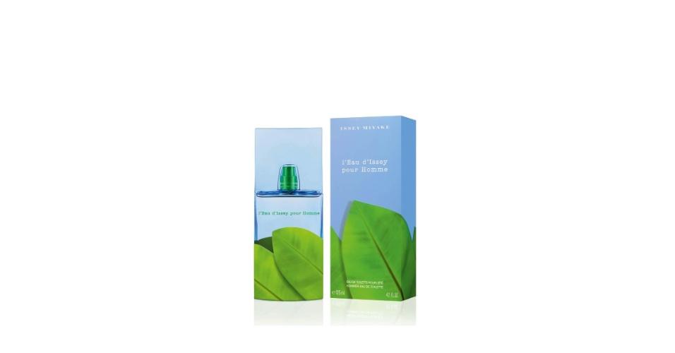 Perfume masculino à base de especiarias Eau d'Issey