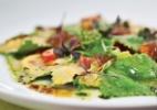 Ravióli de Camembert e Geleia de Figo