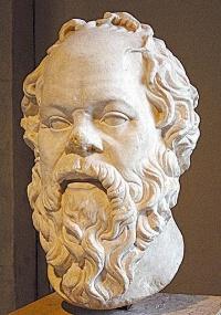 Os ensinamentos de Sócrates foram documentados pelo filósofo grego Platão