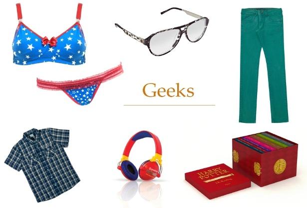 Veja a seguir uma seleção para geeks