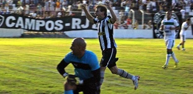 Túlio deixou sua marca nesta quinta-feira e chegou aos 995 gols, segundo sua conta