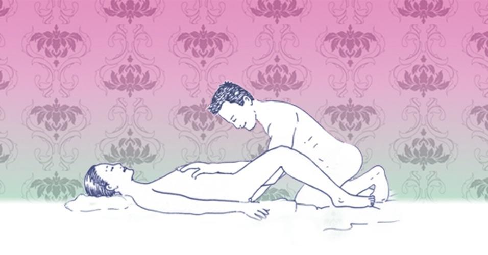 massagem sensual - homem faz a massagem 6