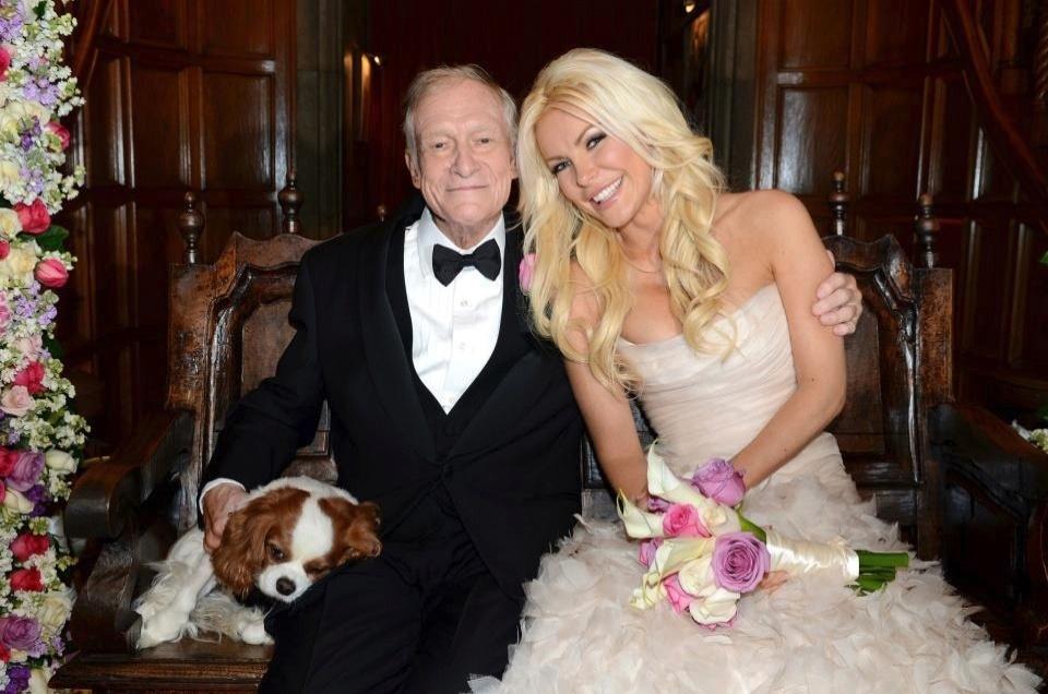 2.jan. 2013 O casamento aconteceu mais de um ano após uma tentativa frustrada em 2011, quando Crystal desistiu do noivado.
