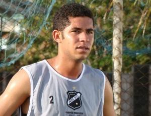 O lateral direito Renato deixou o Sport e assinou contrato com o ABC até dezembro deste ano