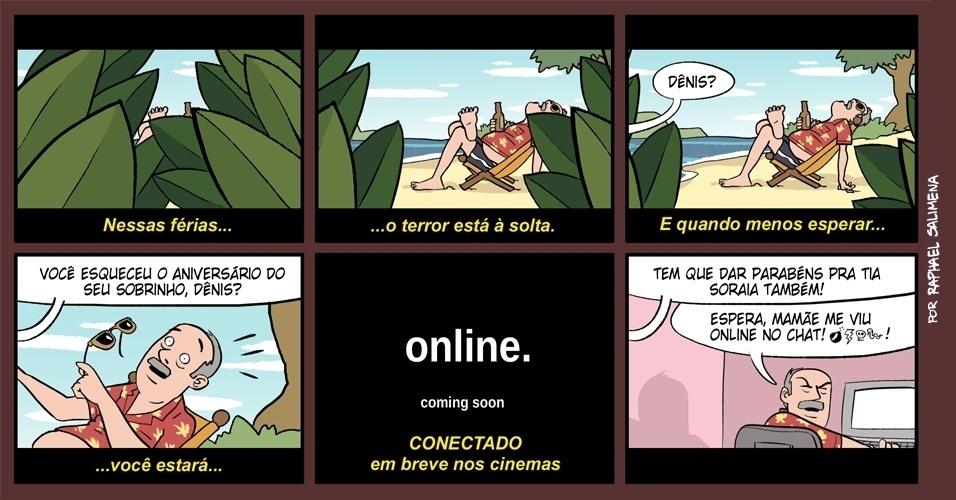 """Trailer: A Missão"" - 05/01/2013"