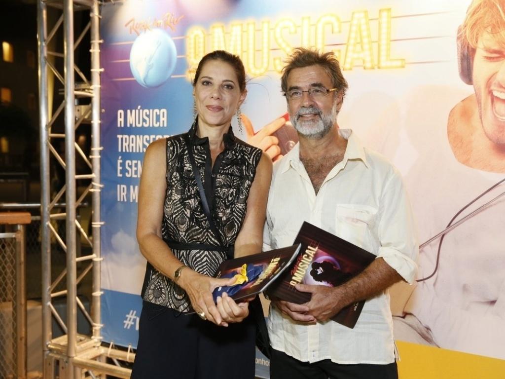 8.jan.2013 - Angela Vieira e Miguel Paiva na sessão especial no Rio de Janeiro de
