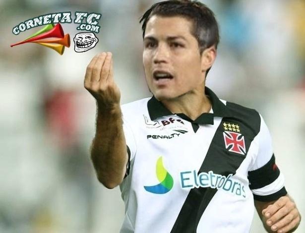 Corneta FC: C. Ronaldo é vice outra vez e reforça Vasco em 2013