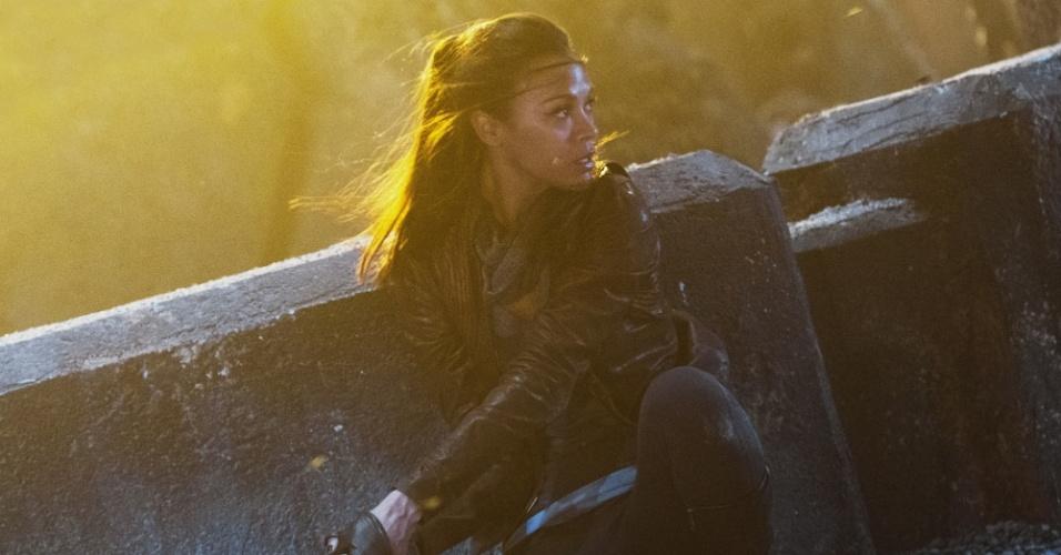 """10.jan.2013 - Cena de """"Star Trek - Além da Escuridão"""", filme dirigido por. J.J. Abrams"""