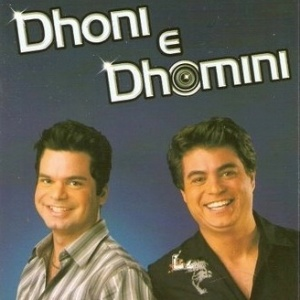 Capa do disco de Dhoni e Dhomini