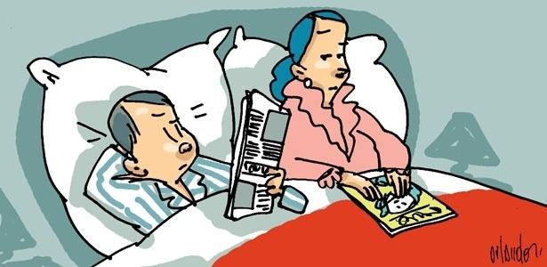 Um erro frequente das mães que se separam é deixar que os filhos passem a dormir com elas