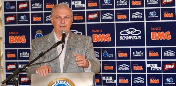 Presidente Gilvan Tavares confirma excursão do Cruzeiro aos Estados Unidos