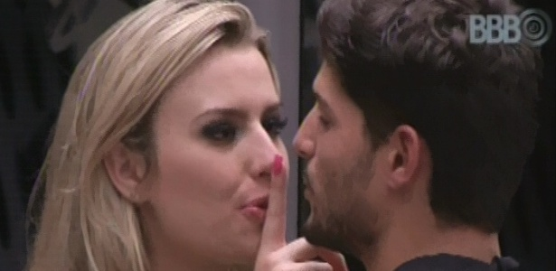13.jan.2013 - Fernanda para André: