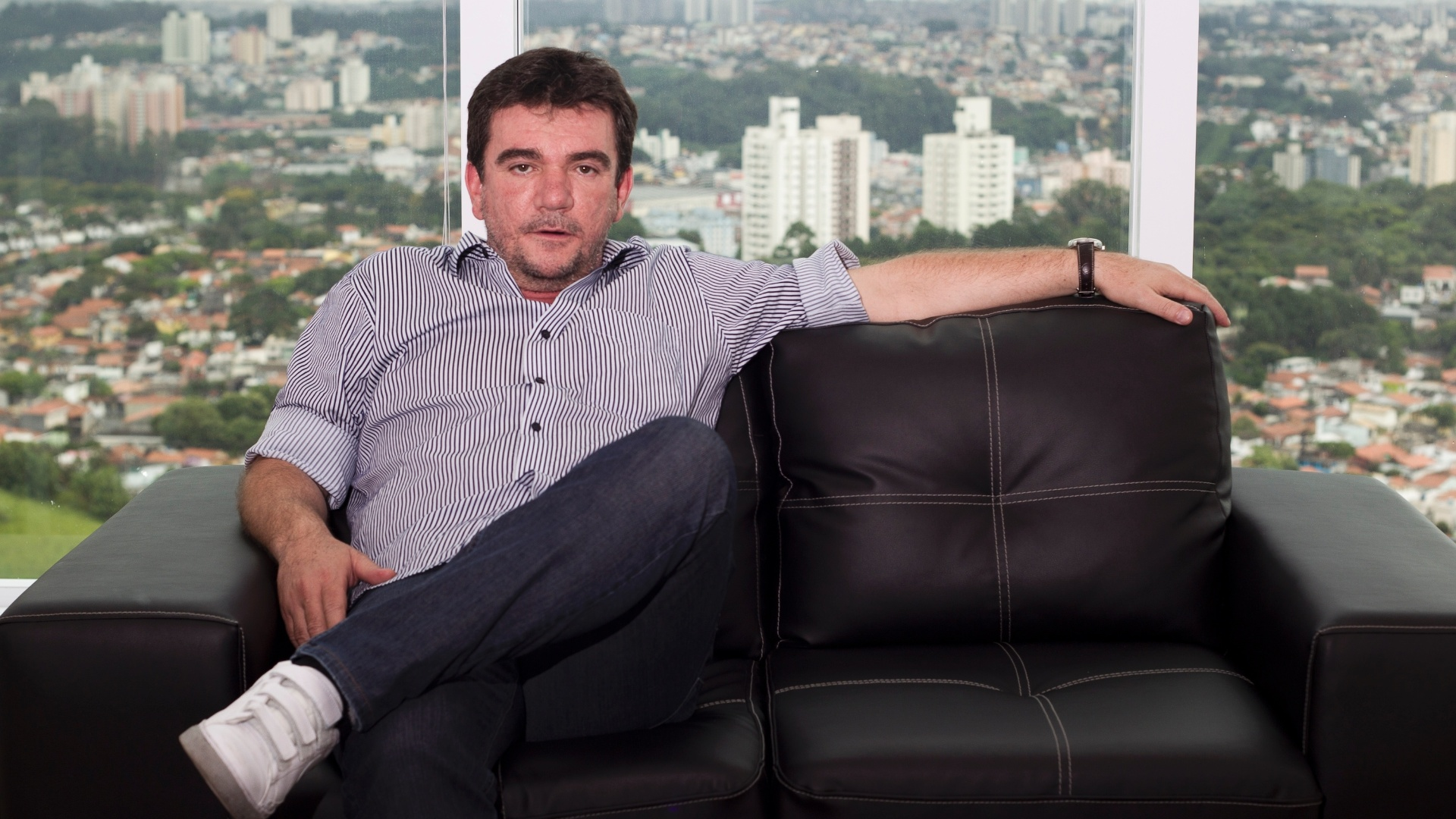14jan2013 - Andrés Sanchez, ex-presidente do Corinthians