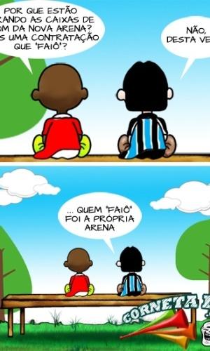 Corneta FC: Grêmio começa o ano com 'falhas'