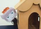 Fa�a um boneco 3D de Camafeu, o agente secreto de Foodland