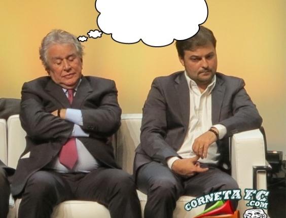 Corneta FC: Dê o que falar: com que sonha o presidente do São Paulo?