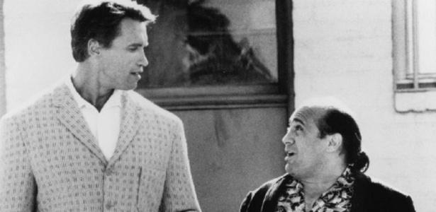 Depois de se consagrar como estrela de filmes de ação, Schwarzenegger estrelou a comédia de sucesso