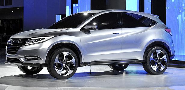 Honda mostra seu estudo para SUV compacto com modelo que é maior que rivais