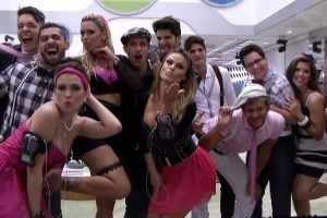 """Participantes do """"BBB13"""""""