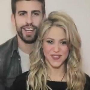 Piqué e Shakira organizam chá de bebê beneficente com ajuda da Unicef