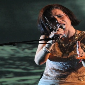 16.jan.2013 - Marina Lima no show