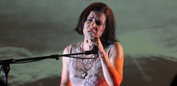 16.jan.2013 - Marina Lima no show