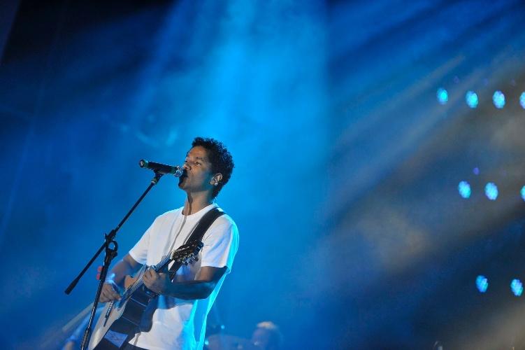 Banda Natiruts se apresenta no Festival de Verão de Salvador 2013
