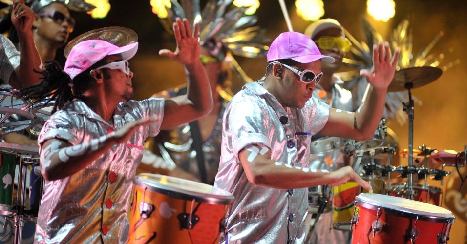 Timbalada se apresenta no Festival de Verão de Salvador