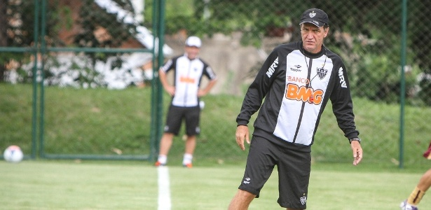 T&#233;cnico Cuca trabalhou com Josu&#233; no Goi&#225;s e o levou para o S&#227;o Paulo