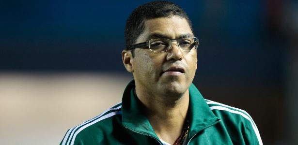Narciso levou o Palmeiras até a semifinal na Copa São Paulo deste ano