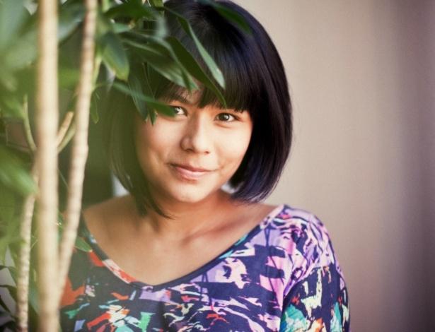 Eunice Baía, que viveu a indiazinha Tainá nos dois primeiros filmes da franquia, é estudante de design de moda