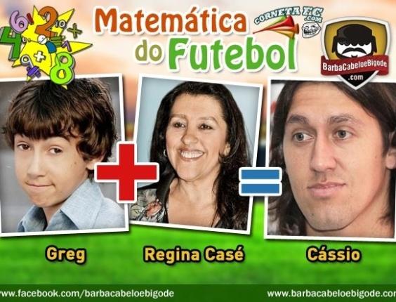 Corneta FC: Matemática do futebol mostra como Cássio nasceu