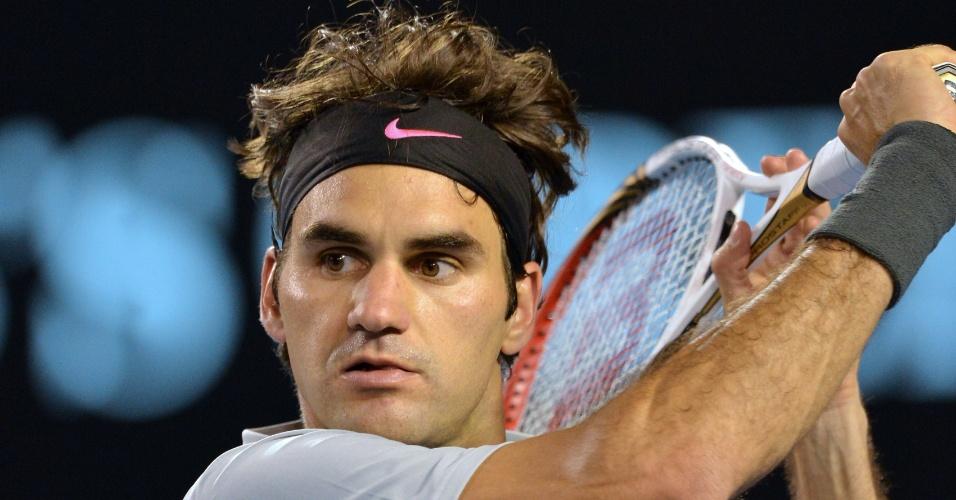 Murray vence Federer pela 1ª vez em Grand Slams e vai à final na Austrália