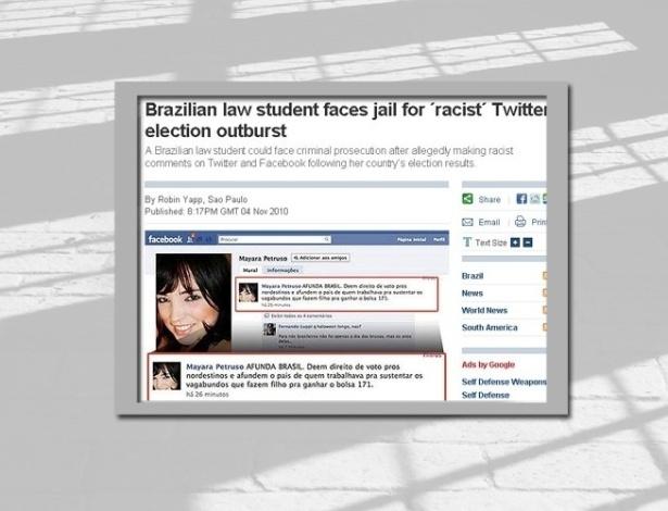 Crimes em tec: redes sociais denunciam usuários trapalhões