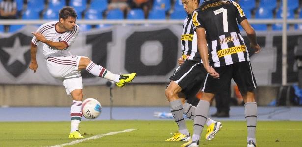 Rafael Sóbis está cansado e ficará de fora da final da Taça Rio contra o Botafogo