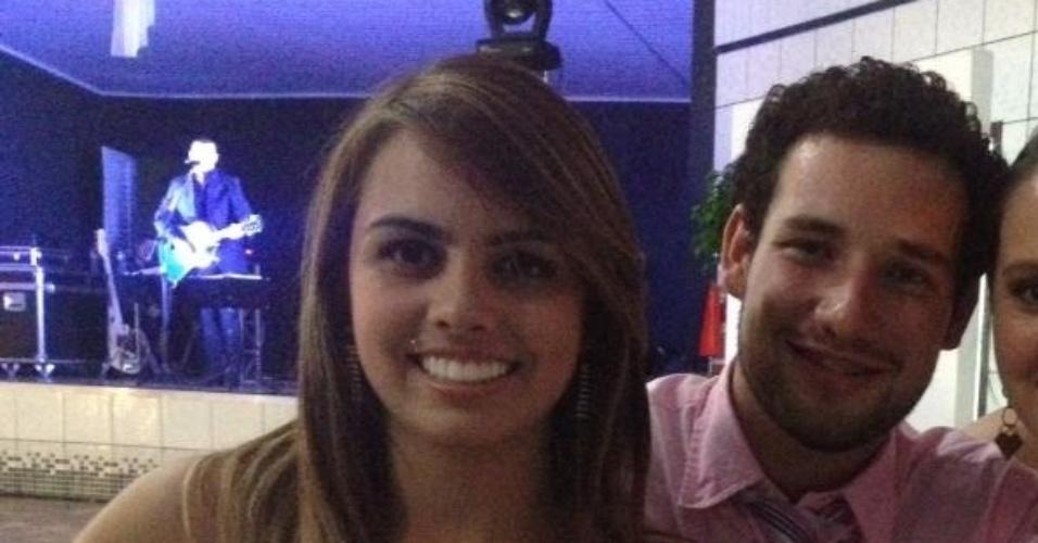 27.jan.2013 - Micheli Froehlich Cardoso era dentista recém-formada. Ela e o namorado, João Paulo Pozzobom, morreram no incêndio que matou mais de 230 pessoas, em sua maioria jovens, na boate Kiss, em Santa Maria (RS)