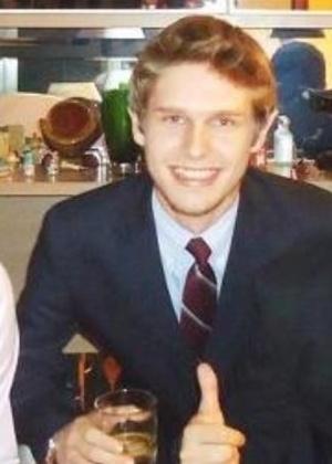 27.jan.2013 - Miguel Webber May tinha 23 anos e era estudante de Agronomia da Universidade Federal de Santa Maria. Ele foi uma das vítimas do incêndio que matou mais de 230 pessoas, em sua maioria jovens, na boate Kiss, em Santa Maria (RS)