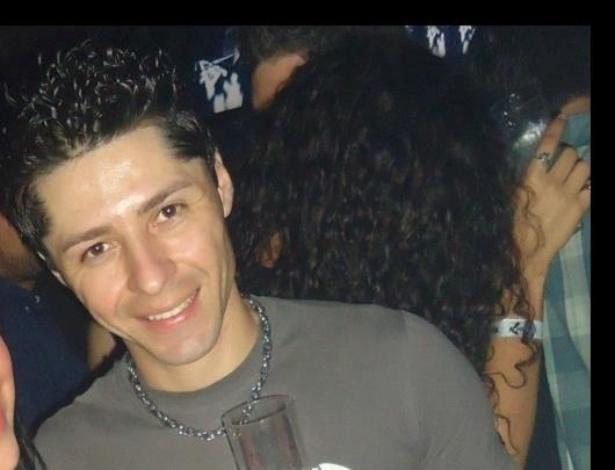 27.jan.2013 - Rogério Cardoso Ivaniski era consultor de suplementação esportiva. Ele foi uma das vítimas do incêndio que matou mais de 230 pessoas, em sua maioria jovens, na boate Kiss, em Santa Maria (RS)