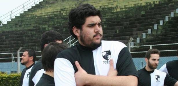 Vinicius Rosado estava lesionado, mas se preparava para voltar a ser pilar do URSM