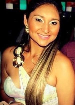 28.jan.2013 - Bibiana Berleze é uma das vítimas do incêndio que matou mais de 230 pessoas, em sua maioria jovens, na boate Kiss, em Santa Maria (RS)