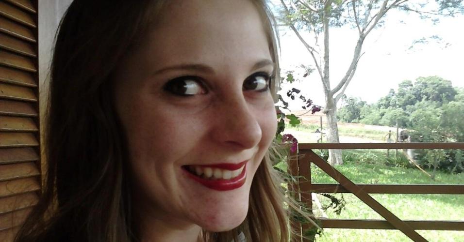 28.jan.2013 - Fernanda Tischer estudava Medicina Veterinária na Universidade Federal de Santa Maria. Ela foi uma das vítimas do incêndio que matou mais de 230 pessoas, em sua maioria jovens, na boate Kiss, em Santa Maria (RS)
