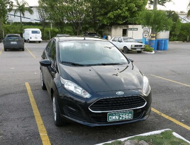 Ford New Fiesta hatch brasileiro e com motor 1.5 já dá as caras nas ruas
